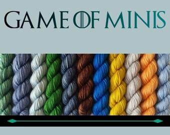 Game of minis 10g mini set Oxley base