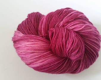 Broken Head OOAK Town sock base 75 Merino 25 Nylon Sock yarn