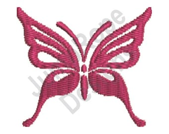 Butterfly 4 - Machine Embroidery Design