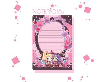 Love Live!! - Nozomi Toujo & Eli Ayase - Little Devil Notepad