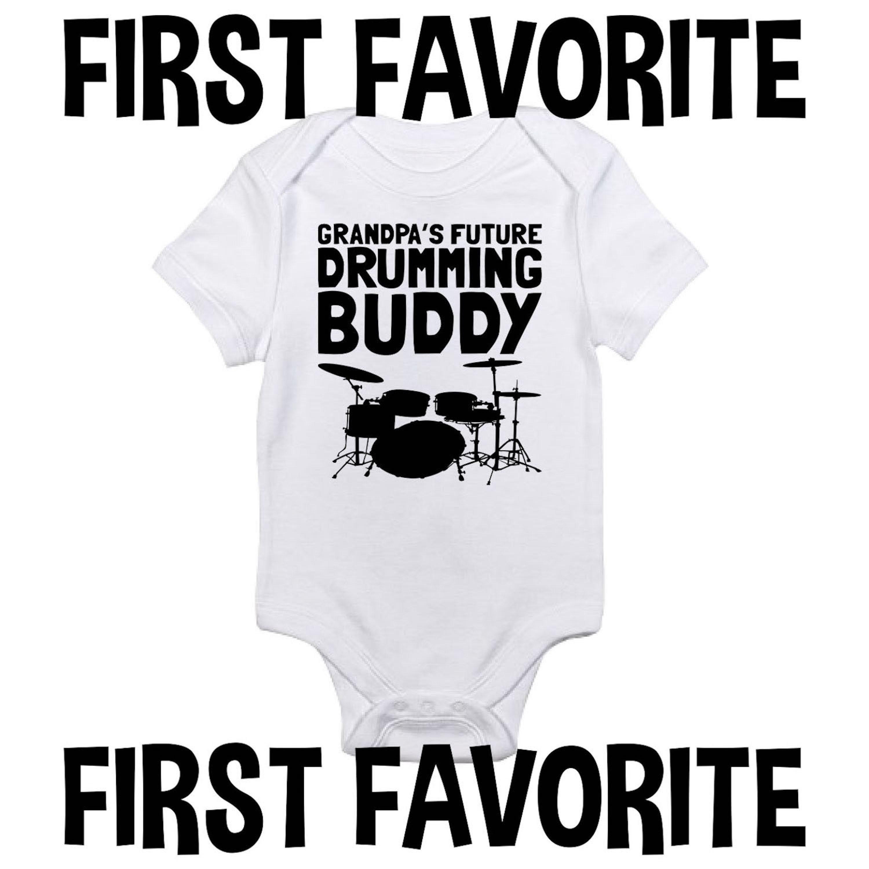 Cool Like My Grandma Baby Onesie Shirt Shower Gift Newborn Clothes Gerber