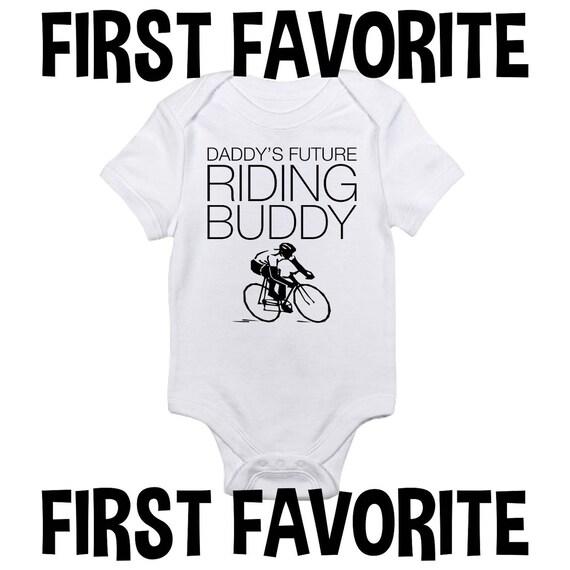 Newborn Baby Boy Biker Motorcycle Rider Creeper Body-Suit Infant