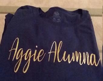 Aggie Alumna