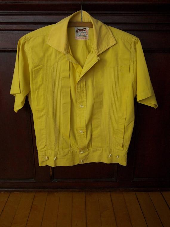 Vintage Acapulco Shirt Jac