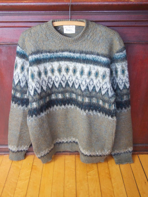 Vintage Mohair Sweater by Campus