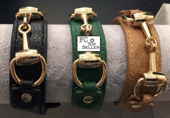 mens bracelet layered bracelet equestrian jewelry,gift for horse lovers equestrian bracelet horse bracelet wrap Leather bracelet