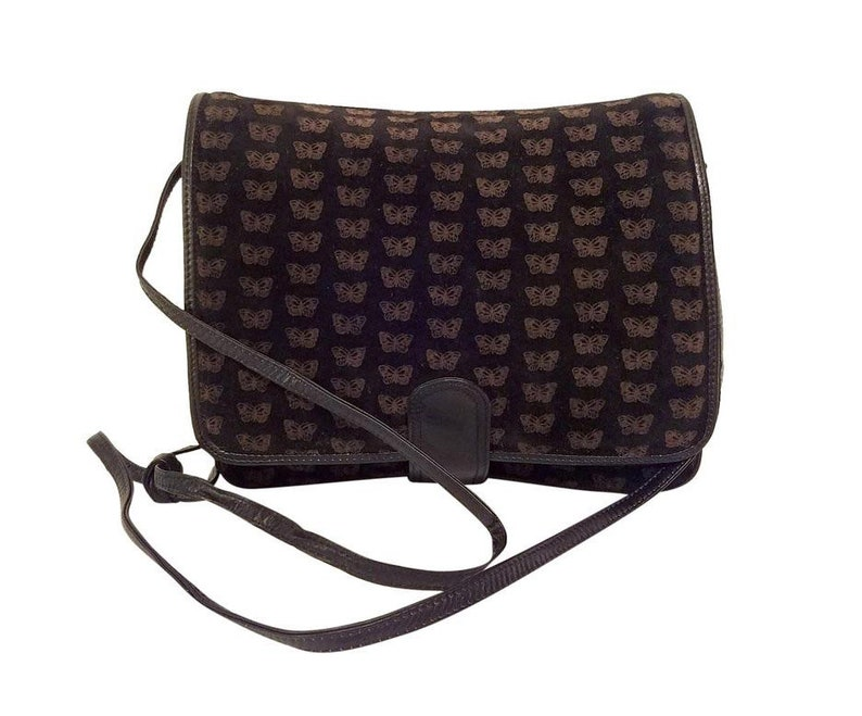 56bd493c46 RARE Bottega Veneta Butterfly Crossbody or Clutch Vintage