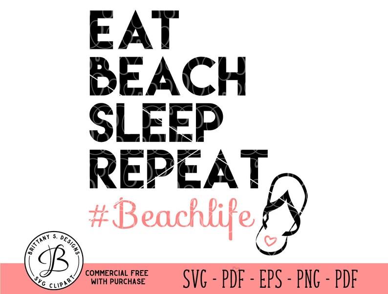 Beach life SVG / Beach svg / Summer svg / Beach life / life svg / Summer  cut files / Svg files / Svg files for cricut