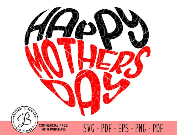 Free Free svg best mummy ever. Mothers Day Svg Mothers Day Cut File Heart Svg Mom Svg Mom Etsy SVG, PNG, EPS, DXF File