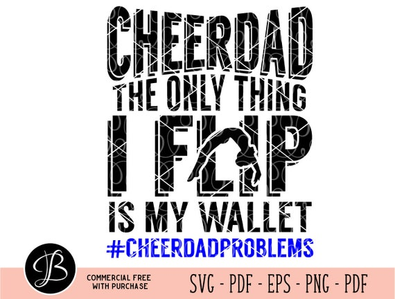 Cheer Dad Svg Cheer Daddy Svg Cheer Svg Dad Svg Funny Dad Etsy