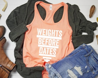 Weights before dates | Etsy