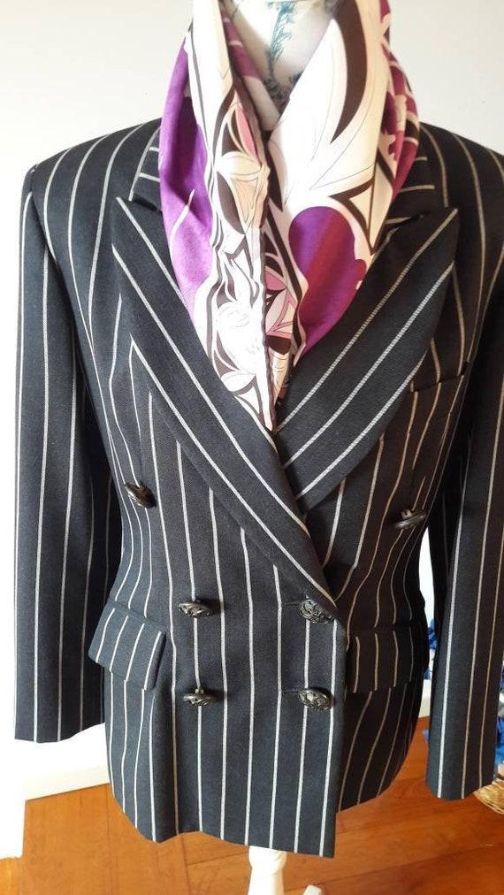 92e686d4b73e Moschino Cheap and Chic vintage giacca realizzata in Italia   Etsy
