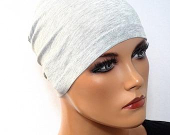 geflochtenes Stirnband Chemo Mütze Kopf /& Kragen 2-tlg SET MÜTZE//BEANIE