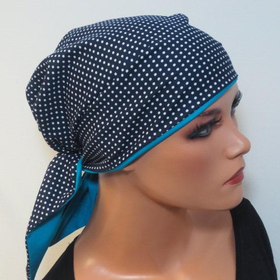MÜTZE//BEANIE STIRNBAND Kopfbedeckung bei Chemotherapie Chemomütze  M1