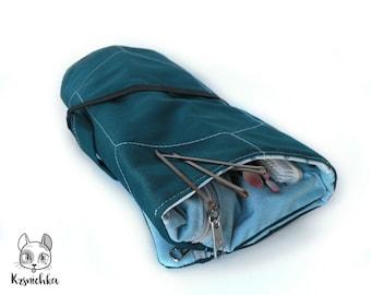 2d9201cba16d Cute toiletry bag | Etsy