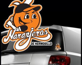 Naranjeros de Hermosillo Patch Mexico Beisbol Baseball