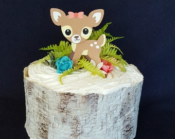 Woodland theme, Diaper Cake,Forest Friends,Diaper Cake Centerpiece,Baby Shower,Sprinkle Shower,Diaper Raffle,Shower Table Decorations