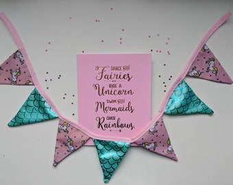 Once Upon A Whimisical Dream bunting