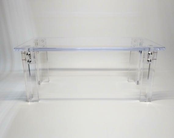 Table Plexiglas