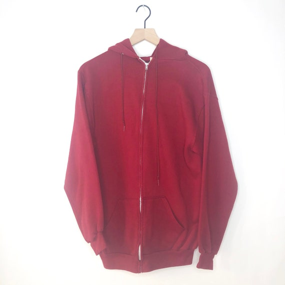 Vintage Russell Athletic Hoodie Sweatshirt Jacket