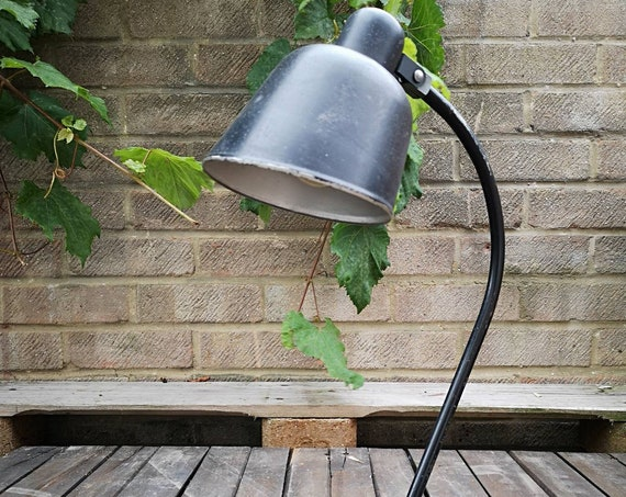 1920's BAUHAUS German Made Desk Lamp By Kandem