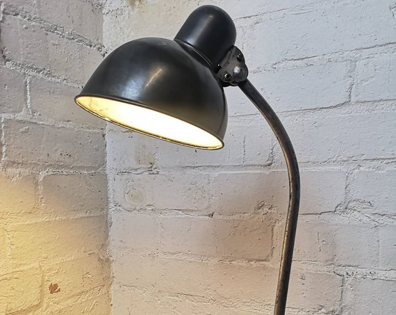 Early 1930s Table Lamp Kaiser Idell Model 6551 By Christian Dell