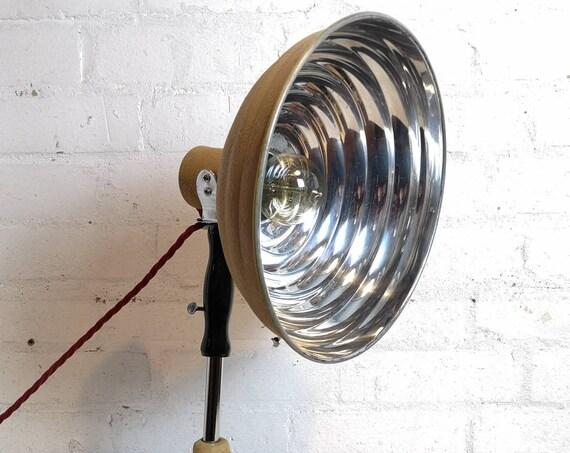 Vintage 1950s Pifco Medical Desk Lamp