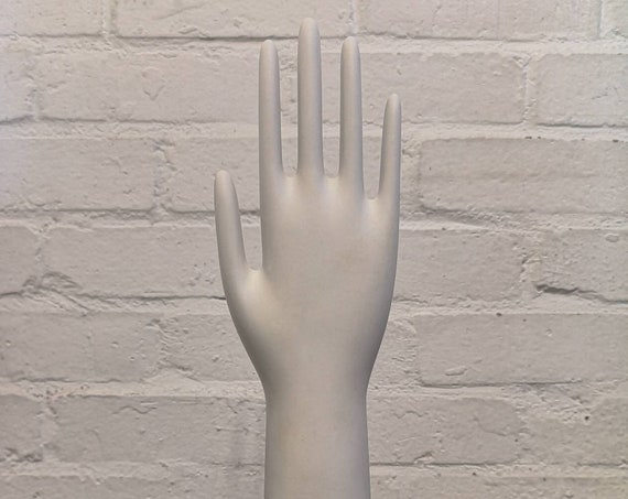 1960s Porcelain Glove Forms
