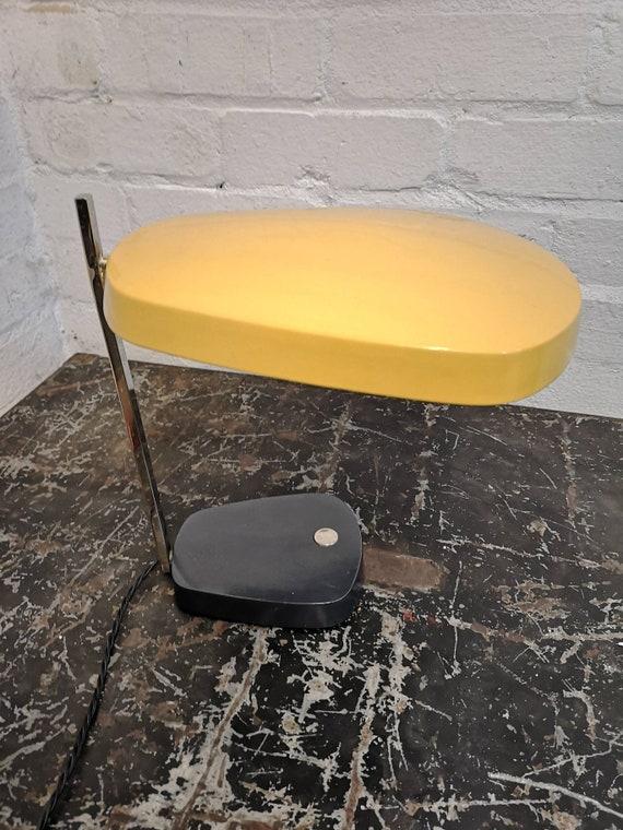 Oslo table lamp by Heinz Pfaender for Egon Hillebrand Leuchtenfabrik 1960s