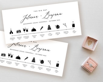wedding timeline template wedding itinerary printable welcome letter template wedding timeline welcome bag note order events kpc10_110