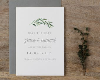 Diy save the date etsy editable save the date template printable save the dates diy save the date junglespirit Choice Image