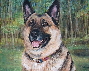 Pet portraits, Oil paintings, commission pet portraits, dog paintings, my dog, painting from photo, paint my pet, hand drawn, original