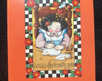 2005 Mary Engelbreit Mini Cards & Envelopes- Set of 12