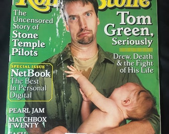 2000 Rolling Stone Magazine- Tom Green