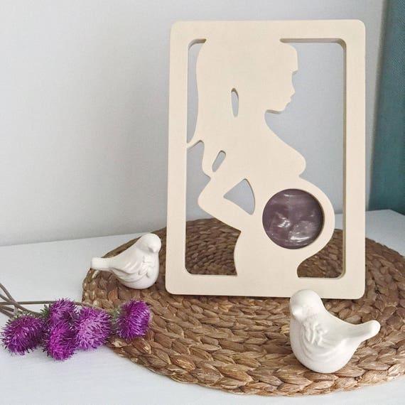 Sonogram frame Pregnancy New baby Frames for baby First Photo | Etsy