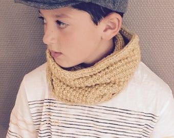 Wool neck