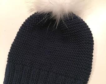 Hat 100% wool Merino adult