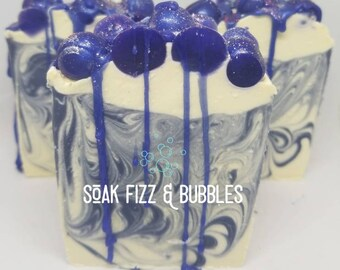Blueberry Vanilla Soap