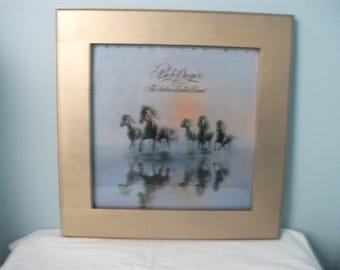 Handmade Picture Frame for Record Album Covers