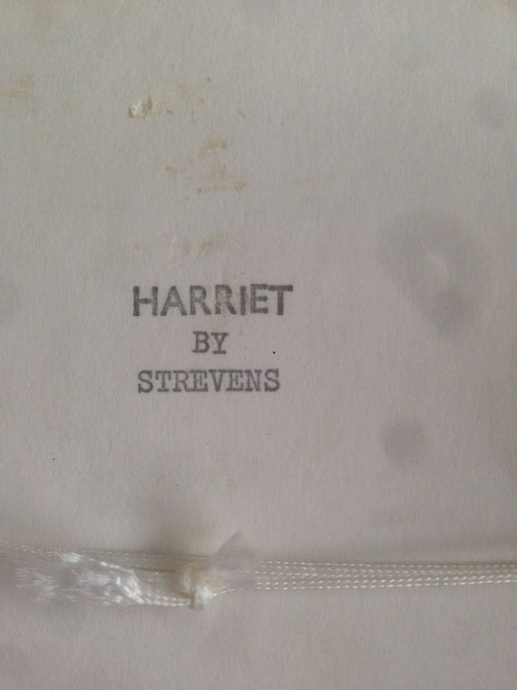 By Gorgeous Print'harriet' Fifties Original Cutest FrameAbsolutely StrevensIn E2DI9WH