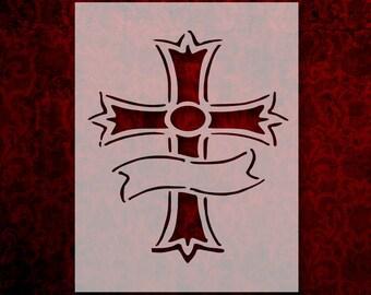 "145 Jesus Christ Face Christmas 8.5/"" x 11/"" Custom Stencil FAST FREE SHIPPING"