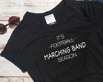 Marching Band Shirt Etsy