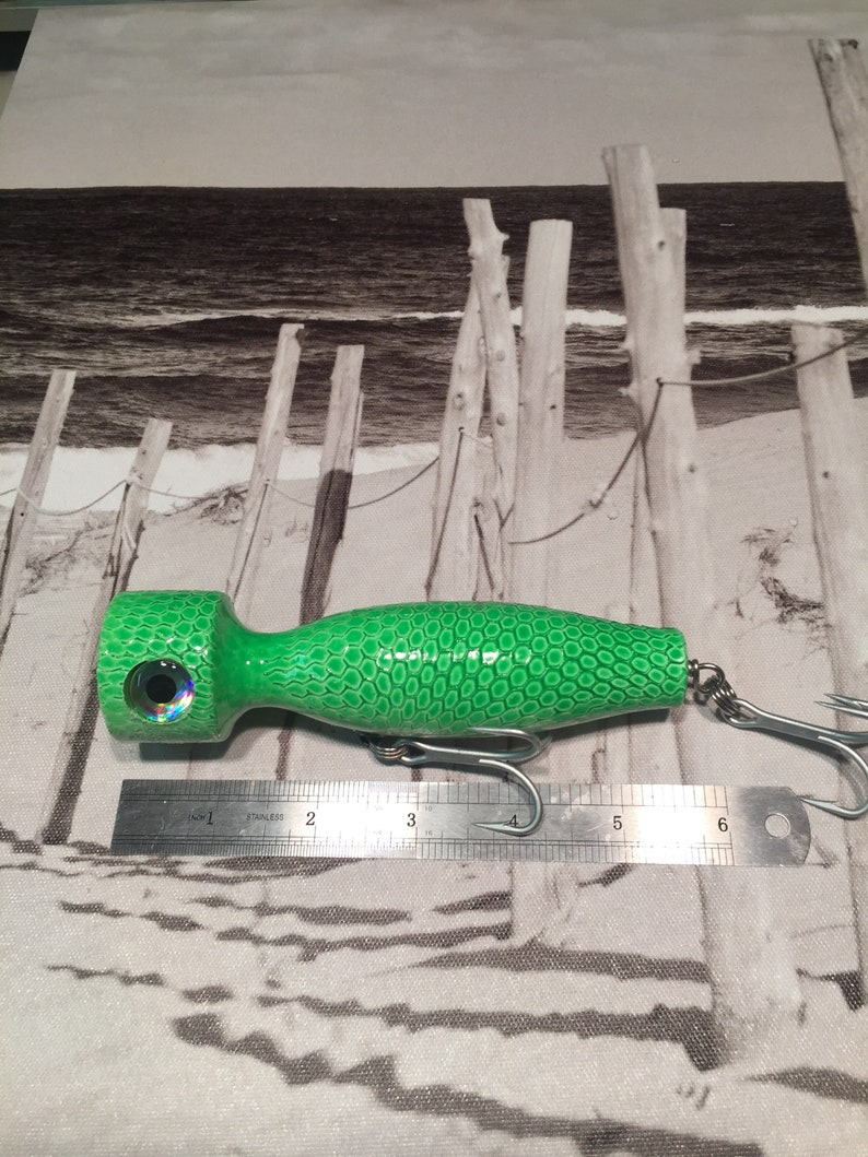 Altrich Anglers custom wood lure