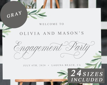 Engagement Party Decorations Etsy