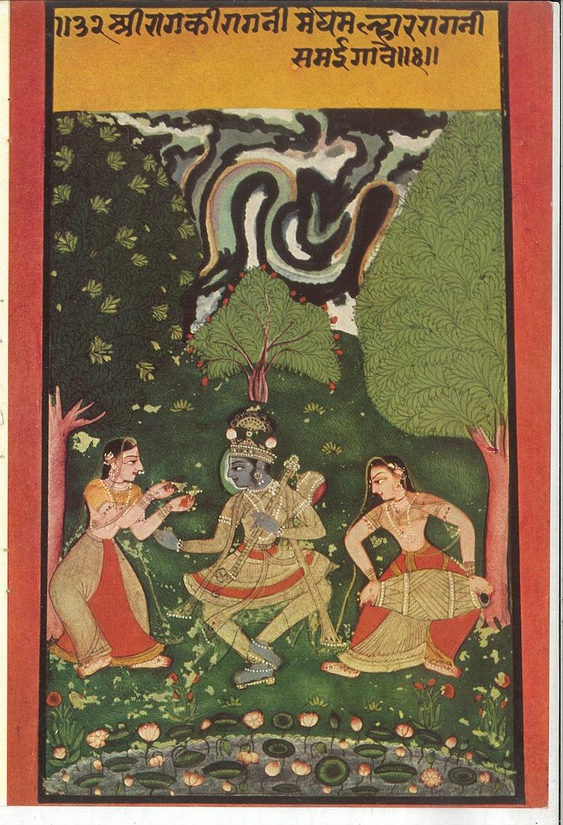 Ragamala Paintings Book