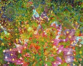 Forest Flowers, Floral Ar...