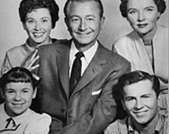 4ca4273a4442 Father Knows Best Classic Television All 6 Seasons