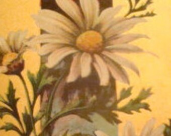 Last Chance Sale Nice Vintage/Antique Floral Postcard # 6