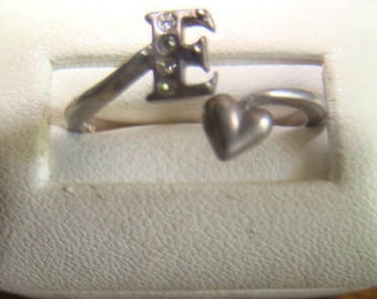 LAST CHANCE SALE Nice Vintage Sterling Silver Ring