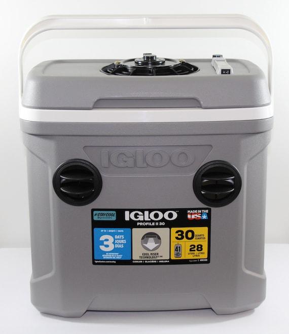 12v Portable Air Conditioner Cooler 30 Quart 560 Cfm Etsy